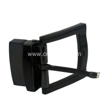 Plating GUN METAL square belt buckle for promotion